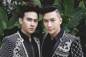 Nguyên Vũ và Nam Phong nói về nghi án tình cảm