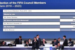 Chủ tịch Liên đoàn Bóng đá châu Á tái đắc cử trong ngày buồn