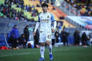 Công Phượng vẫn 'tịt ngòi', Incheon thua trận thứ 4 liên tiếp