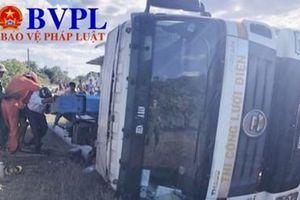2 người tử vong vì tài xế xe cẩu có 'hành động lạ' trong xe