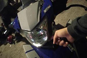 Bị đánh gãy tay và đập bể xe vì nhắc sửu nhi chạy ẩu ở TP.HCM