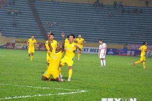 Nam Định thất bại ngay trên sân nhà, Hải Phòng giành 3 điểm