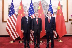 Mỹ-Trung kết thúc vòng đàm phán thương mại tại Washington
