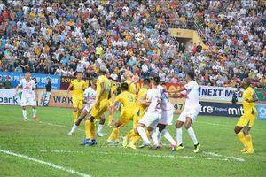 V. League 2019: Nam Định thất bại trên sân nhà