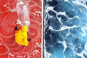 21 bức ảnh đánh lừa thị giác đáng kinh ngạc