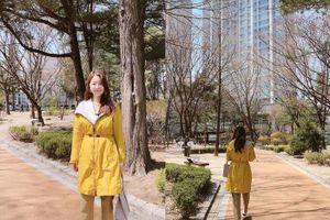 Han Hyo Joo, Han Ji Min - Nam Joo Hyuk, Changmin chào mừng mùa xuân hoa anh đào Hàn Quốc