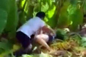 Trên đường đi trộm chó, 4 thanh niên khống chế 2 thiếu nữ vào vườn keo cưỡng hiếp