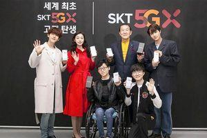 Baekhyun và Kai (EXO) là những người đầu tiên được sử dụng công nghệ 'xịn xò' này trên thế giới