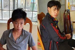 CSGT truy đuổi bắt nóng 2 thiếu niên cướp giật điện thoại ở Đà Nẵng