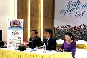 Festival nghề truyền thống Huế lần thứ 8 – 'Hội tụ và tôn vinh tinh hoa nghề Việt'