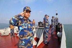 Kết thúc tốt đẹp chuyến thăm Myanmar đầu tiên của Tàu 012 – Lý Thái Tổ