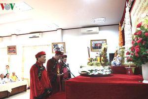 Lễ Giỗ Tổ Hùng Vương tại Lào