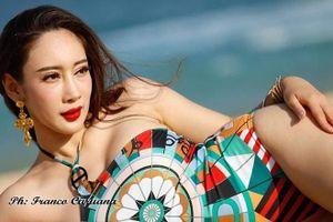 Hoa hậu Thái Lan gây tranh cãi vì ảnh phản cảm, thẩm mỹ