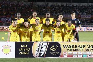 Video trực tiếp Nam Định vs S.Khánh Hòa, vòng 4 V-League 2019