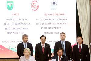 IFC hỗ trợ TP.HCM xây dựng cơ sở y tế thông qua hợp tác công tư (PPP)