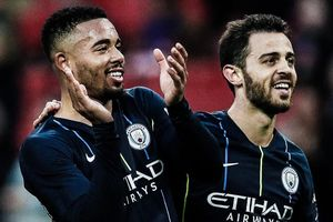 Highlights cúp FA: Man City 1-0 Brighton