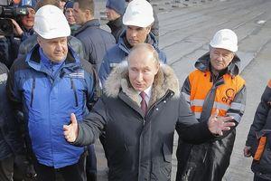 Nga 'đánh lừa' hệ thống GPS toàn cầu để bảo vệ TT Putin