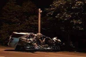 TNGT nghiêm trọng ở Đồng Nai: 3 người thiệt mạng