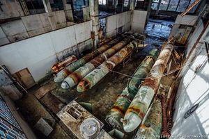 Tàn tạ trung tâm nghiên cứu ngư lôi tuyệt mật của Liên Xô
