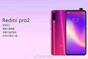 Redmi Pro 2 có thể là smartphone cao cấp đầu tiên của dòng Redmi