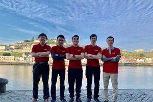Sinh viên ĐH Bách khoa Hà Nội xếp thứ 41/135 tại cuộc thi lập trình quốc tế
