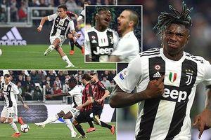 Đánh bại Milan, Juventus đếm ngày chờ đăng quang