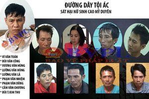 Những diễn biến mới trong vụ sát hại nữ sinh giao gà ở Điện Biên