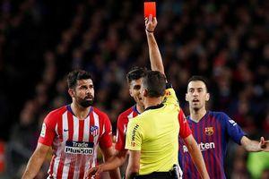 Barcelona 2-0 Aletico Madrid: Ngày Diego Costa dâng cúp cho Messi