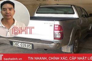 Làm rõ vụ dùng súng bắn người bị thương ở Hương Khê