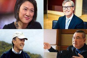 Top 10 tỉ phú BĐS giàu nhất hành tinh: 8 người đến từ Châu Á
