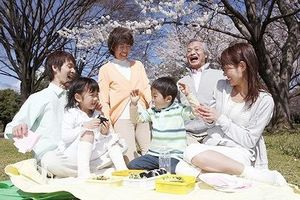 6 quy tắc để 'sống vui, sống khỏe' của người Nhật