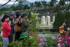 Lễ vật và bài văn khấn khi đi tảo mộ Tiết Thanh Minh