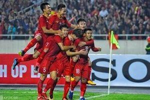 Bất ngờ với đối thủ của đội tuyển Việt Nam tại King's Cup