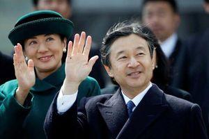 Khí chất tuyệt vời của người sắp kế vị ngôi vua Nhật Bản
