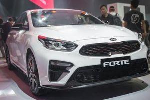 Kia Forte/Cerato GT 2019 ra mắt thị trường Đông Nam Á, giá từ 486 triệu VNĐ