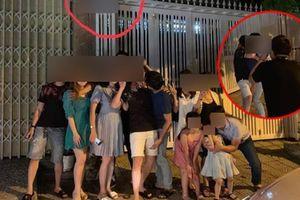 Sàm sỡ trẻ em trong thang máy và cái kết 'không biết giấu mặt đi đâu'