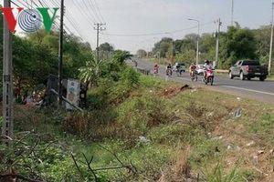 Xe khách đối đầu xe tải, 3 phụ nữ tử nạn thương tâm