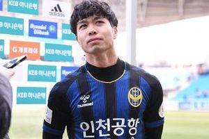 Vì sao Công Phượng chưa thể tỏa sáng ở Incheon United?