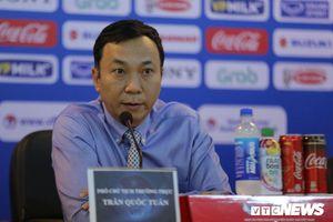 Phó Chủ tịch VFF tái đắc cử, giữ trọng trách ở AFC 3 nhiệm kỳ liên tiếp