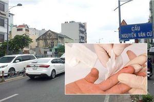 Vụ 10 người phải điều trị phơi nhiễm HIV ở Sài Gòn: Thu giữ nhiều vật bằng kim loại dạng xoắn, nhọn tại nhà nghi phạm
