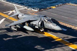 Mỹ duy trì sử dụng cường kích AV-8B Harrier II đến năm 2028