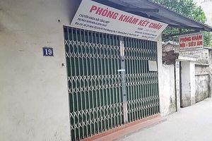 Hà Nội: Nữ công nhân tử vong khi đang truyền dịch tại phòng khám tư của bác sĩ nghỉ hưu