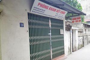 Nữ công nhân tử vong sau khi truyền đạm ở phòng khám tư