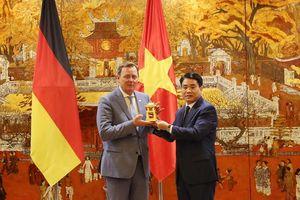 Hà Nội - bang Thüringen 'nối dài' quan hệ hợp tác cùng phát triển