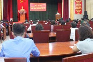 Hà Nội tập huấn Luật Phòng, chống tham nhũng
