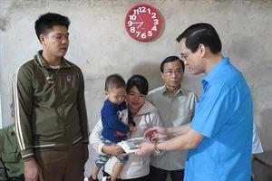 LĐLĐ tỉnh Phú Thọ: Hỗ trợ đoàn viên CĐ có con mắc bệnh tim bẩm sinh