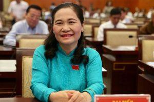 Bà Nguyễn Thị Lệ được bầu làm Phó Bí thư Thành ủy TP.HCM khi nào?