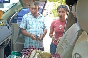 40.000 viên ma túy tổng hợp đang được vận chuyển sang Việt Nam bị bắt