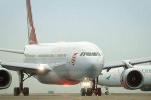 Máy bay Airbus của Cathay Dragon phải hạ cánh khẩn cấp