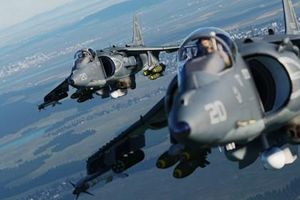Máy bay AV-8B phục vụ tới năm 2028: Phi công Mỹ gào khóc!